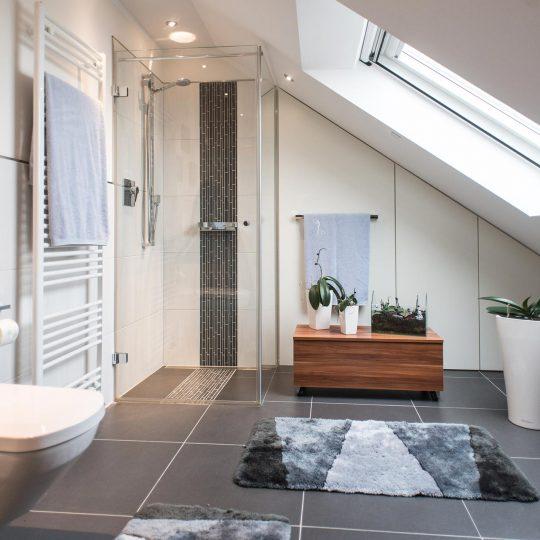 Badezimmer Neugestaltung - Wetzl-Innenausbau
